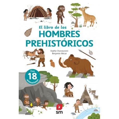 EL LIBRO DE LOS HOMBRES PREHISTORICOS SM