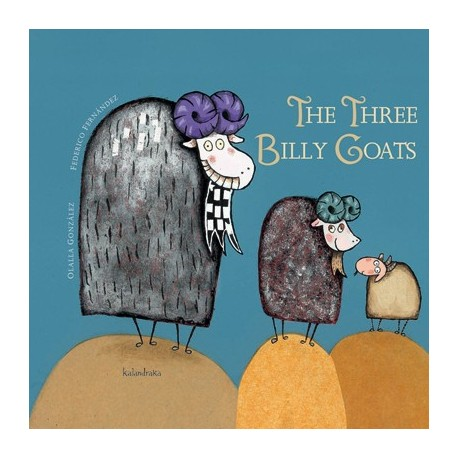 the three billy goats cuento en ingles para ninos kalandraka