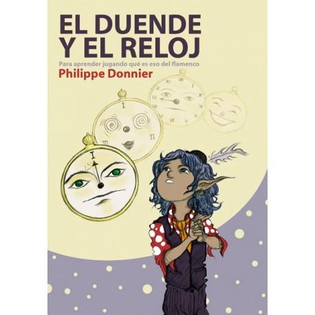 el duende y el reloj libro sobre flamenco para ninos