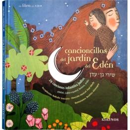 CANCIONCILLAS DEL JARDÍN DEL EDÉN CON CD