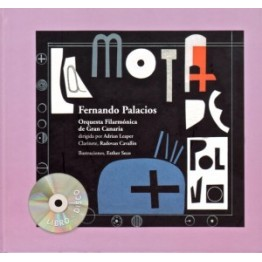 LA MOTA DE POLVO CON CD