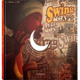 SWING CAFÉ LIBRO DISCO