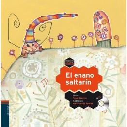 EL ENANO SALTARÍN CON CD