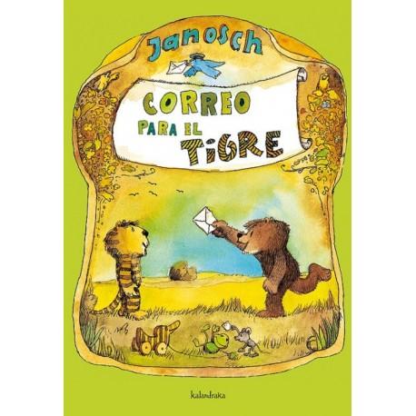 CORREO PARA EL TIGRE Libro