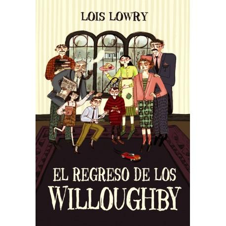 9788469886076 EL REGRESO DE LOS WILLOUGHBY