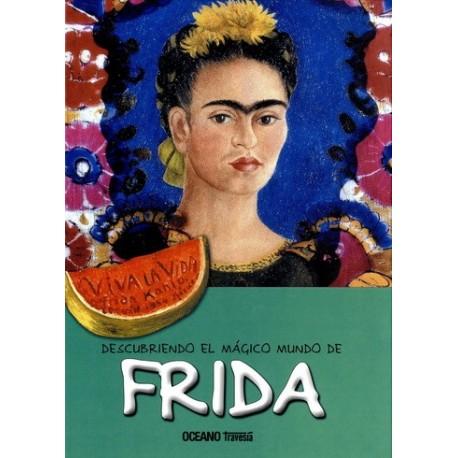 el magico mundo de frida kahlo de oceano editorial