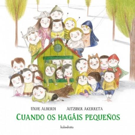 CUANDO OS HAGAIS PEQUENOS Libro