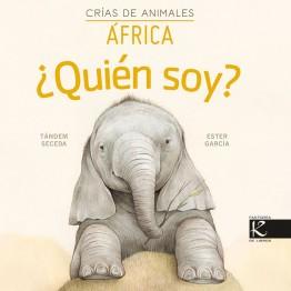 ¿QUIÉN SOY? CRÍAS DE ANIMALES ÁFRICA