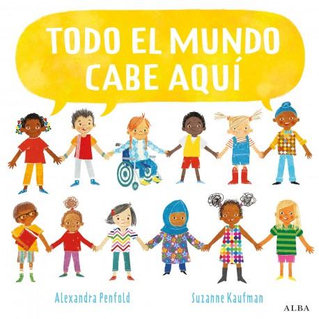 TODO EL MUNDO CABE AQUI 9788490657751
