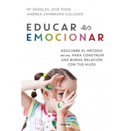 EDUCAR ES EMOCIONAR LIBRO