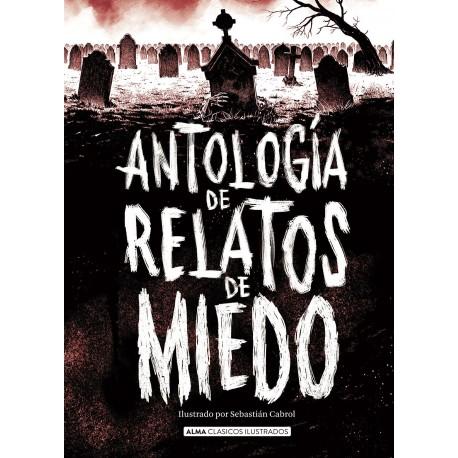 ANTOLOGIA DE RELATOS DE MIEDO 9788418008986