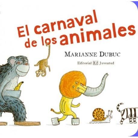 EL CARNAVAL DE LOS ANIMALES Juventud Portada Libro