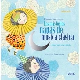 LAS MÁS BELLAS NANAS DE MÚSICA CLÁSICA CON CD