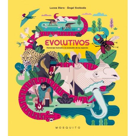 EVOLUTIVOS 9788412247909