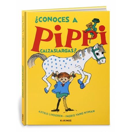 CONOCES A PIPPI CALZASLARGAS 9788417742294