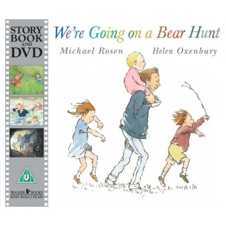 WE RE GOING ON A BEAR HUNT CON DVD