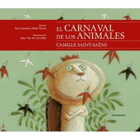 EL CARNAVAL DE LOS ANIMALES 9788413430652