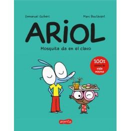 ARIOL 5. MOSQUITA DA EN EL CLAVO