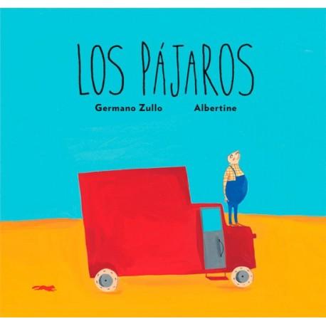 LOS PAJAROS ALBUM ILUSTRADO RAYUELAINFANCIA INTERIOR
