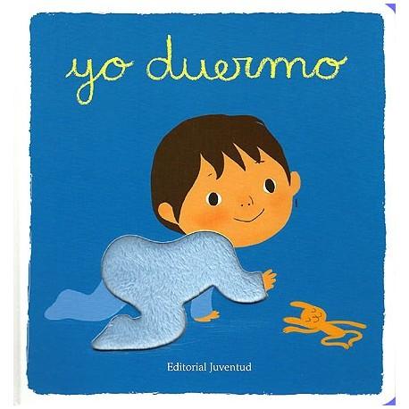 YO DUERMO LIBRO CON TEXTURAS JUVENTUD Portada Libro