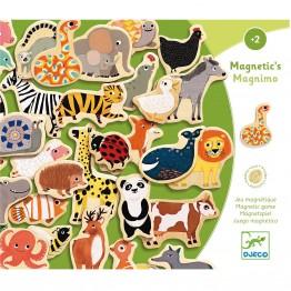 ANIMALES MAGNÉTICOS
