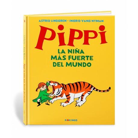 PIPPI LA NINA MAS FUERTE DEL MUNDO