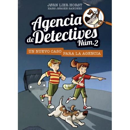UN NUEVO CASO PARA LA AGENCIA AGENCIA DE DETECTIVES NUMERO 2