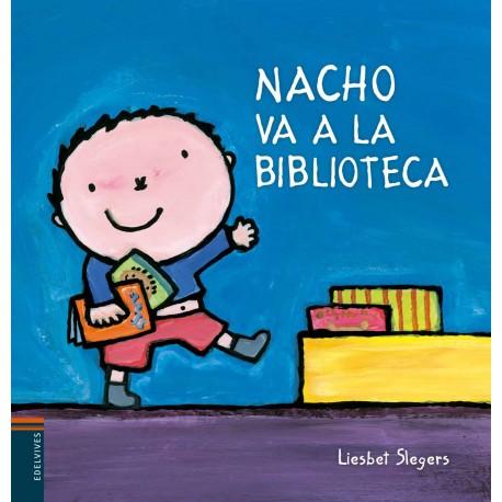 NACHO VA A LA BIBLIOTECA  9788426397805