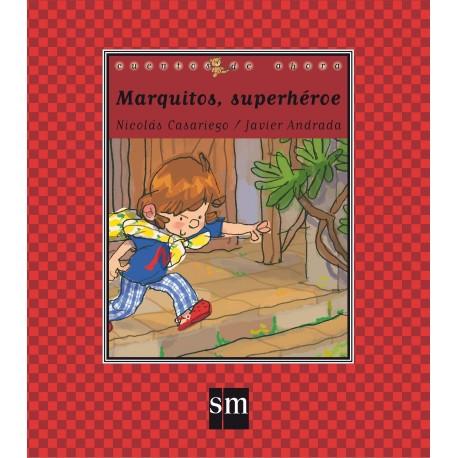MARQUITOS SUPERHEROE SM