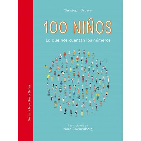 100 NINOS 9788418708497