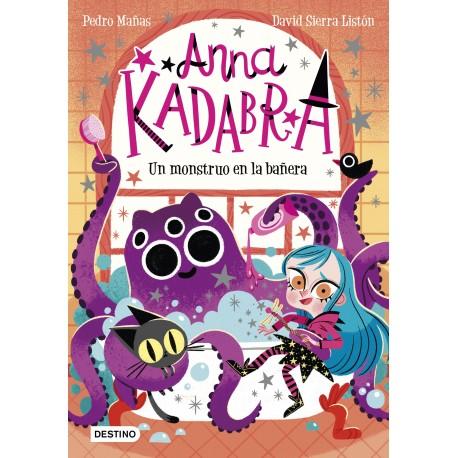 ANNA KADABRA 3 UN MONSTRUOEN LA BANERA