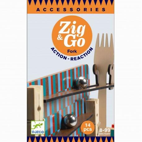 ZIG & GO FORK DJECO