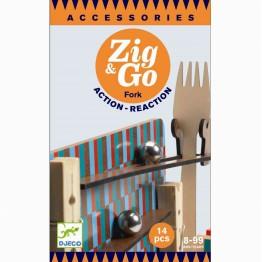 ZIG & GO FORK 14 PIEZAS