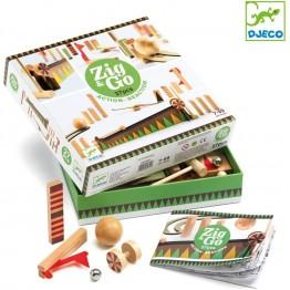 ZIG & GO CURVE 27 PIEZAS