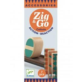 ZIG & GO CULBUTO 7 PIEZAS