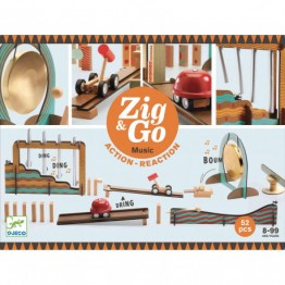 ZIG & GO MUSIC 52 PIEZAS