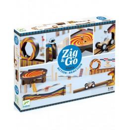 ZIG & GO WROOM 45 PIEZAS