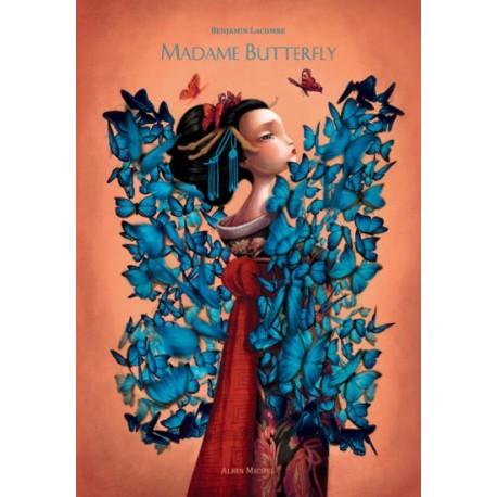 madama butterfly de benjamin lacombe libro acordeon edelvives
