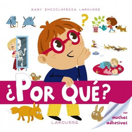 POR QUE Baby Enciclopedia Larousse Portada Libro