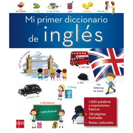 MI PRIMER DICCIONARIO DE INGLES
