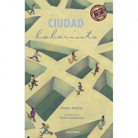 CIUDAD LABERINTO Libro