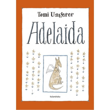 ADELAIDA Kalandraka Portada Libro