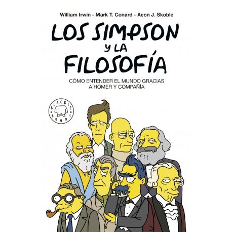 LOS SIMPSON Y LA FILOSOFIA