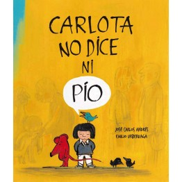 CARLOTA NO DICE NI PÍO