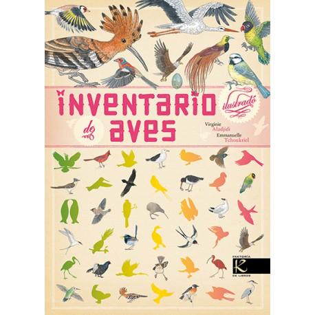INVENTARIO ILUSTRADO DE LAS AVES Libro