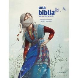 UNA BIBLIA NUEVO TESTAMENTO