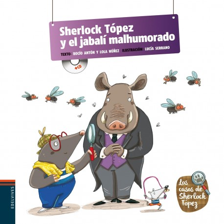 sherlock-topez-jabali-malhumorado-primeros-lectores-pictogramas-caligrafica