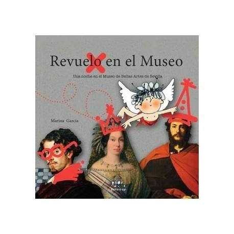 revuelo en el museo factoria sur portada