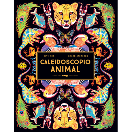 CALEIDOSCOPIO ANIMAL LIBROS DEL ZORRO ROJO