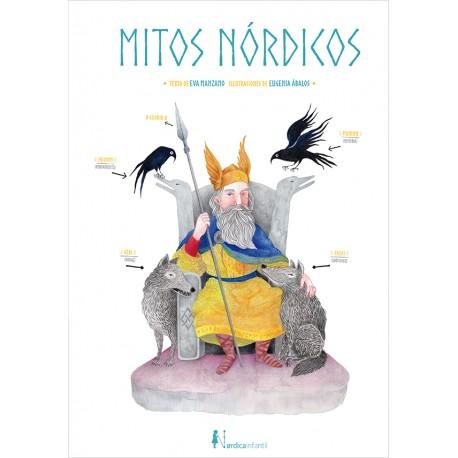 MITOS NORDICOS EDITORIAL NORDICA
